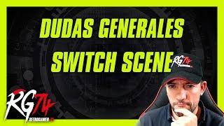 Dudas Generales Switch Scene