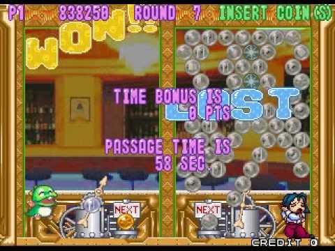 Puzzle Bobble 3 (Vs Com HARD) Round ALL by nahucirujano