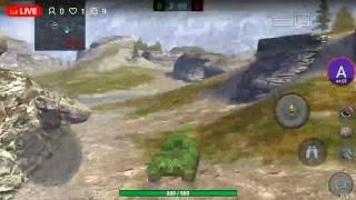 стрим по  world of tanks blitz Заходите!