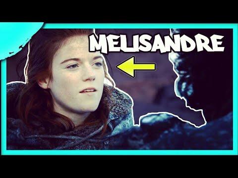 Melisandre Pretended To Be Ygritte!?