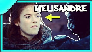 Melisandre: she used Ygritte's face to seduce Jon Snow in the books