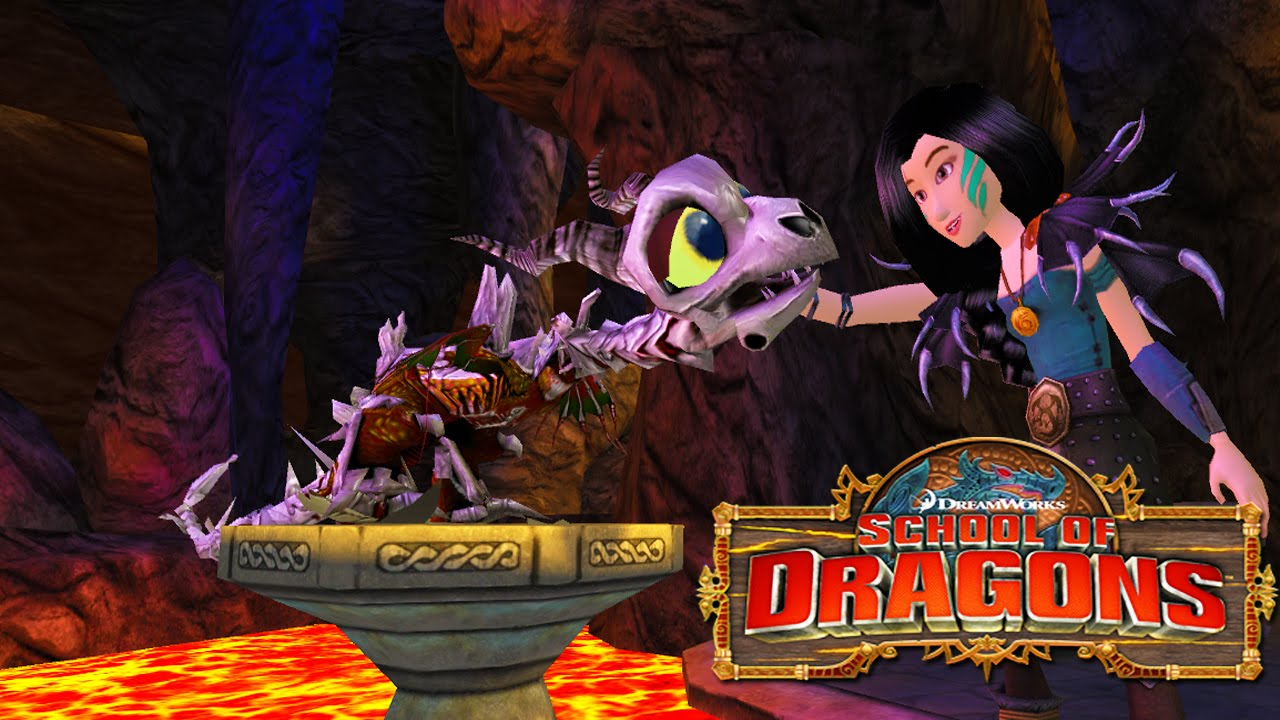How to train your dragon school of dragons 20 boneknapper youtube ccuart Gallery