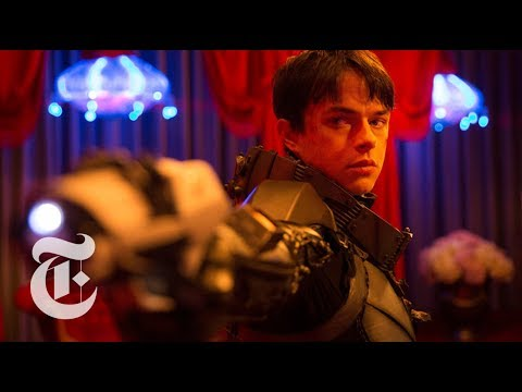 Anatomy Of A Scene   Valerian and the City of a Thousand Planets   The New York Times