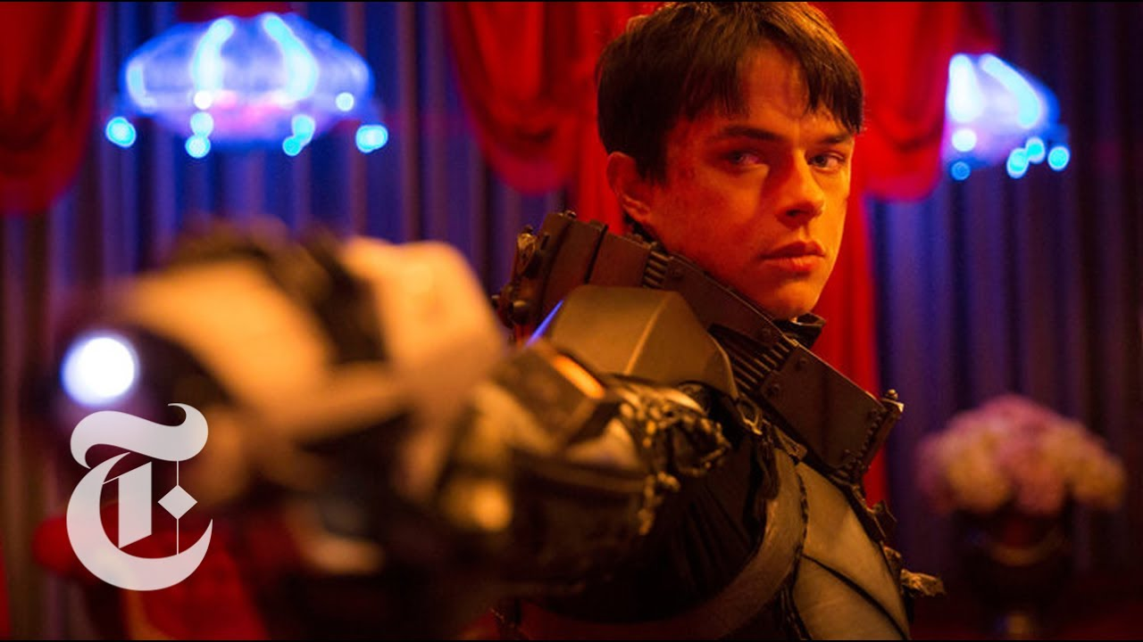 Anatomy Of A Scene | \'Valerian and the City of A Thousand Planets ...