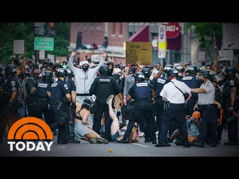 George Floyd Protests Hark Back To 1960s Turmoil In America | TODAY