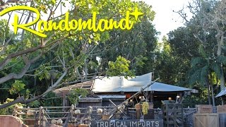5 Weird Adventureland Secrets at Disneyland! Randomland