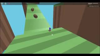 Roblox feo - Capitulo 1: Sonic vs Donkey Kong
