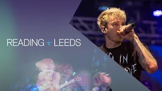 Machine Gun Kelly - I Think I'm Ok (Reading + Leeds 2019) | FLASHING IMAGES