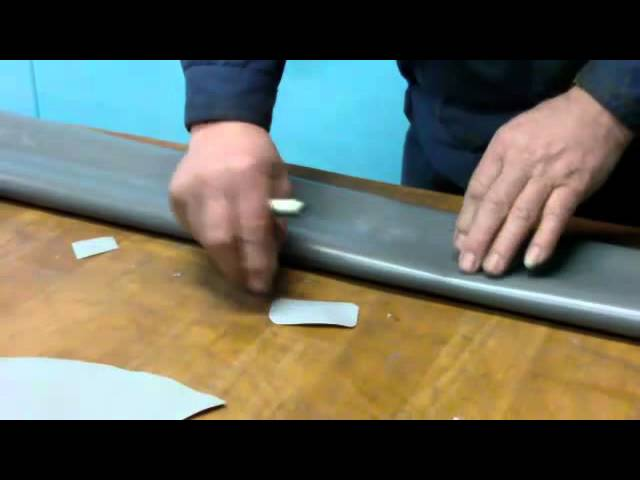 инструкция по ремонту лодок пвх - фото 11