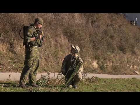 Serpentex : exercice d'appui aérien sur l'île de Beauté
