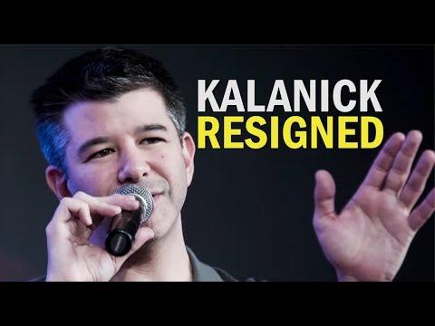 Travis Kalanick resigns as Uber CEO under investor pressure | Economic Times