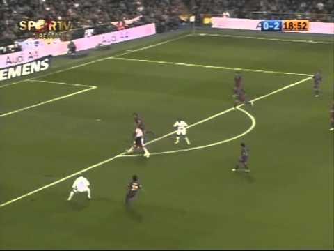 La Liga 2005-06: Real Madrid x Barcelona - 2º Half