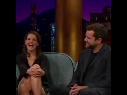 Dawson's Creek Reunion: Katie Holmes and Joshua Jackson