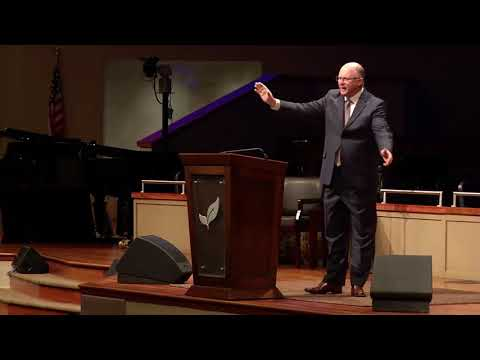 Pastor Paul Chappell: A Biblical Pattern For Prayer Part 1