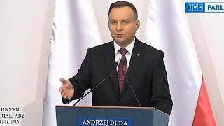 Twarde stanowisko Prezydenta ws. utopijnej wizji eurokratów wobec narzucania kwot uchodźców