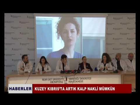 KUZEY KIBRIS'TA ARTIK KALP NAKLİ MÜMKÜN from YouTube · Duration:  3 minutes 5 seconds
