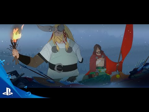 Banner Saga 2 - Launch Trailer | PS4