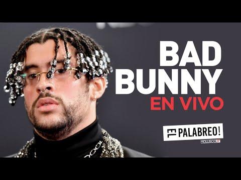 BAD BUNNY HABLA DE SU DISCO, EL BUGATTI Y SU RETIRO #ElPalabreo #MoluscoTV
