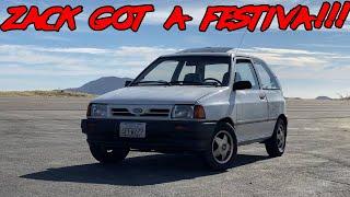 1993 Ford Festiva Review | My Kia/Mazda/Ford Lovechild