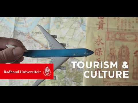 Brand new Master's in Tourism and Culture