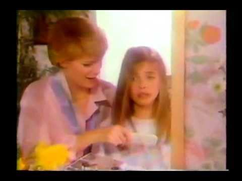 Vintage 80 S Johnson And Johnson Shampoo Commercial Youtube