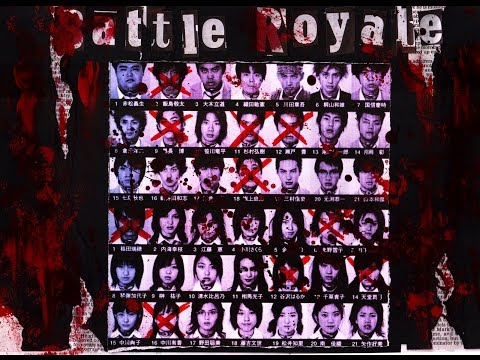 Battle Royale Death Order (18+)