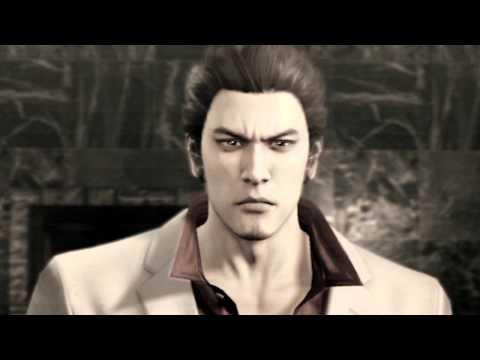 Yakuza 4 | character trailer (2011) SEGA