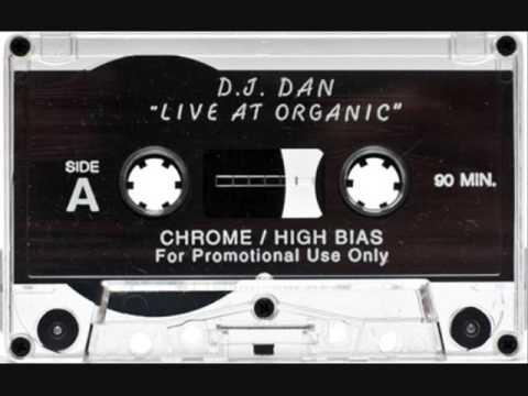 Dj Dan - Live At Organic (side A)