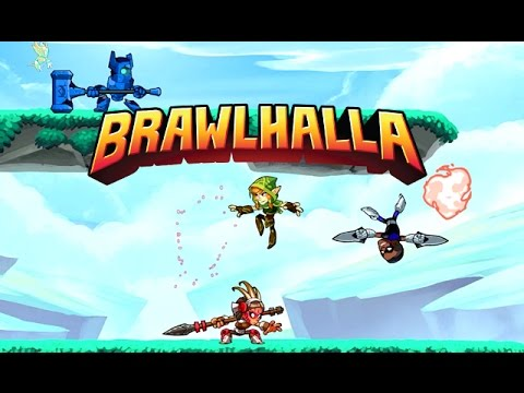 BRAWLHALLA [Kyle's After Me!!!!] - Father Versus Son