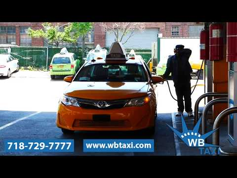 NYC Uber Taxi Driver 1010 WINS Commercial #4 - Rent a Yellow Cab from WB Taxi