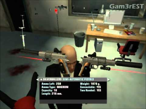 hitman blood money: you better watch out (kill chad ringdon easy way)