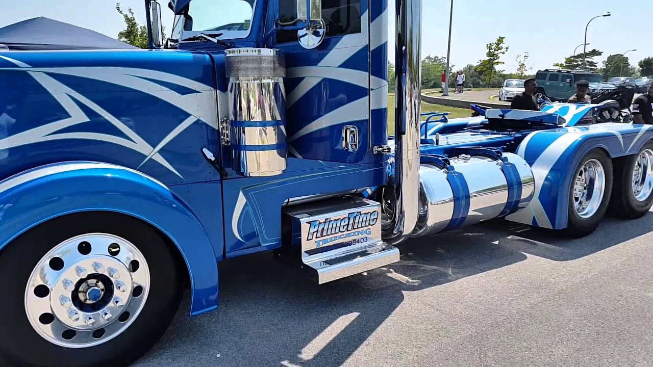 Primetime trucking blueprint custom semi truck youtube primetime trucking blueprint custom semi truck malvernweather Image collections