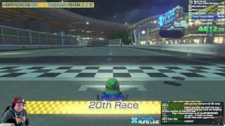 Mario Kart 8 200cc 32 Track Derust%