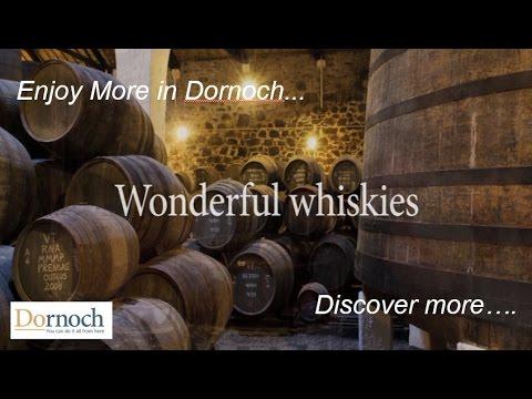 Wonderful Whisky Festival Dornoch Scotland – Join us at our annual Scottish Malt Whisky Event