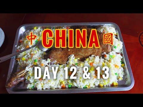 China Vlog Day 12 and 13 // Chinese KFC and Movie Theater // 2017.5.2.3