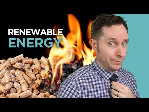 Renewable Energy Series: Biomass, Wave, And Tidal | Answers With Joe