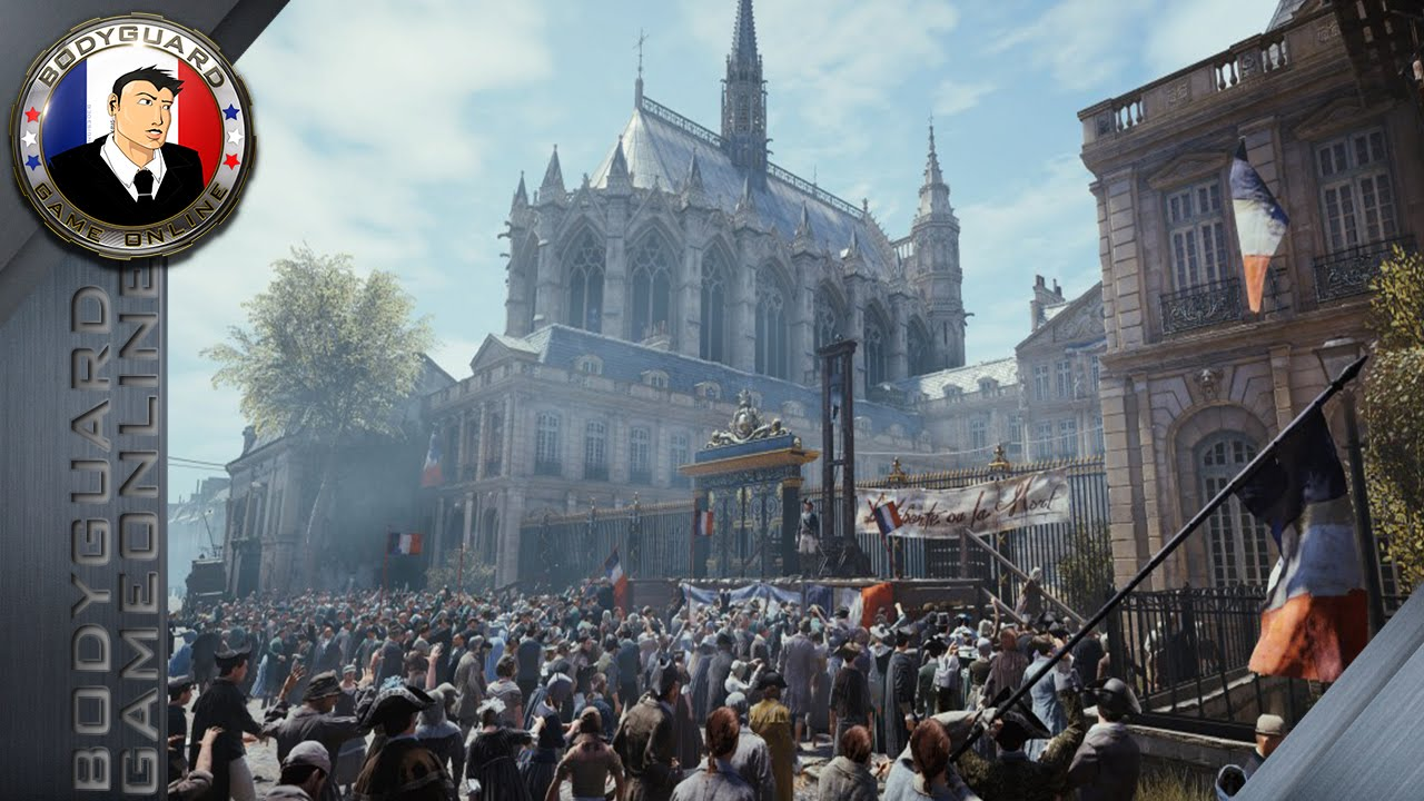 Unity 3d Wallpaper Assassin S Creed Unity 4k Welcome To Paris