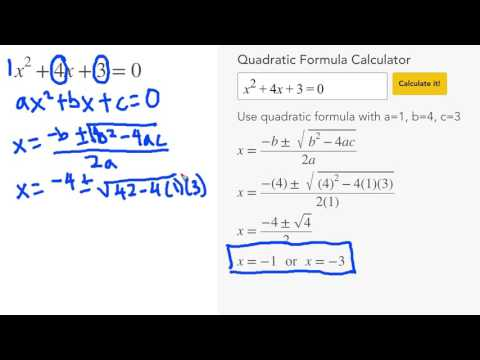 intercept form to standard form calculator  Quadratic Formula Calculator - MathPapa