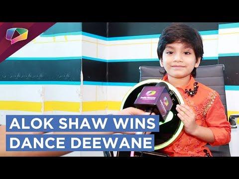 Dance Deewane's Winner  Alok Shaw's Exclusive   Colors tv