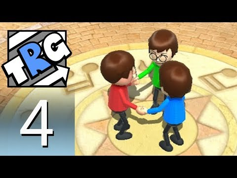 Wii Party U – House Party 4: Water Runners, Feed Mii!, & Dance With Mii