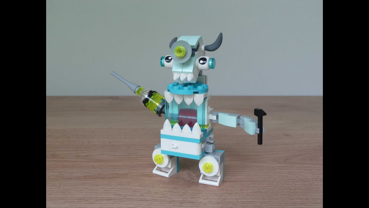 Boris The Animal Lego