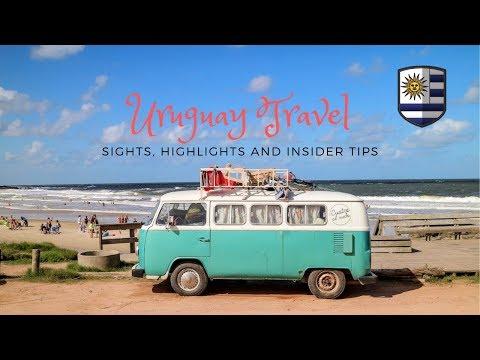 Uruguay Travel – Sights, highlights and insider tips