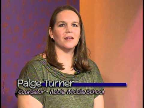 U-Talk with Paige Turner -  April 2015