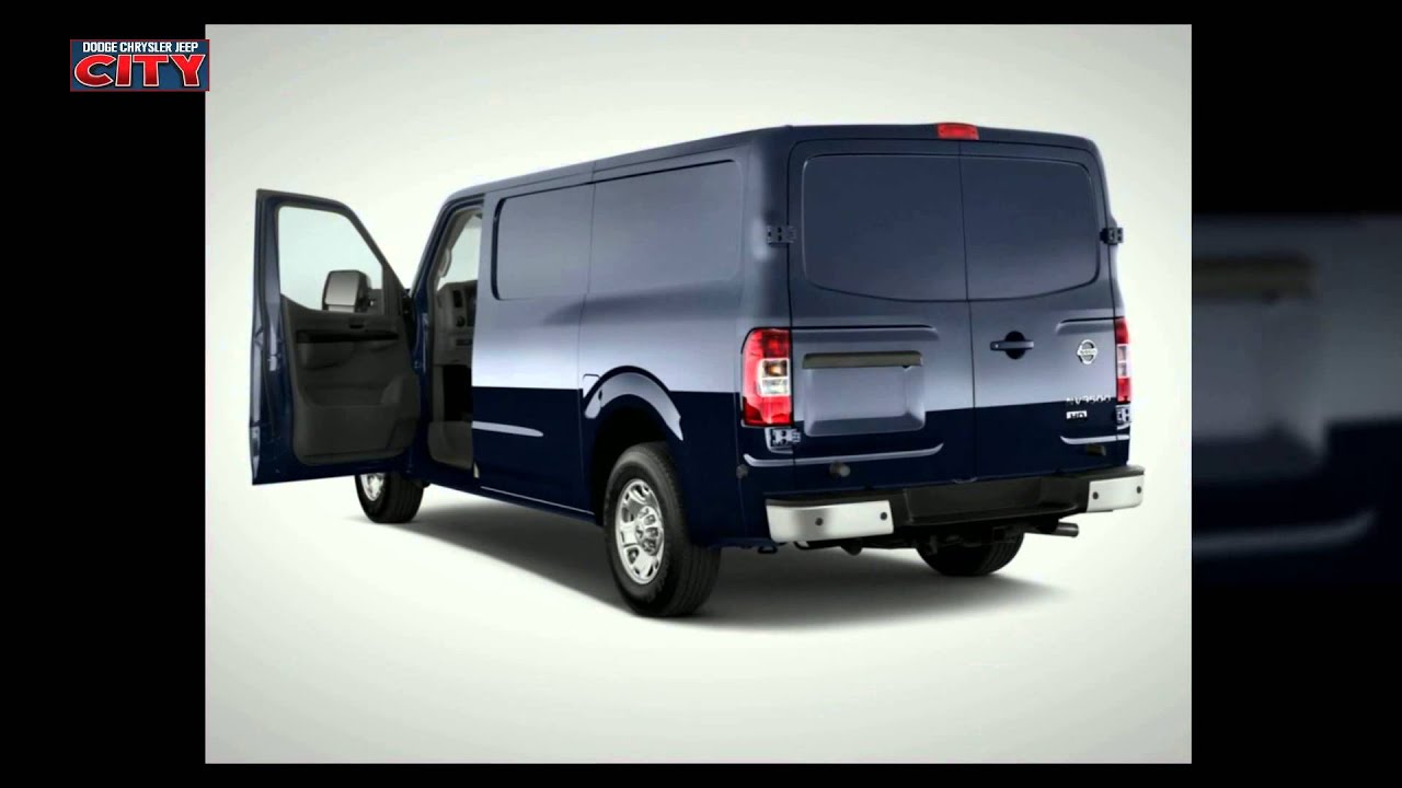 Ram Promaster Vs. Nissan NV 08016 - YouTube