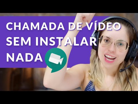 Como fazer uma chamada de vídeo sem instalar nada - Hangouts (Série Meet e Chat - Episódio 02)