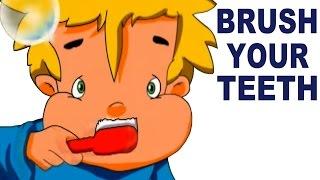 BRUSH YOUR TEETH - with Lyrics