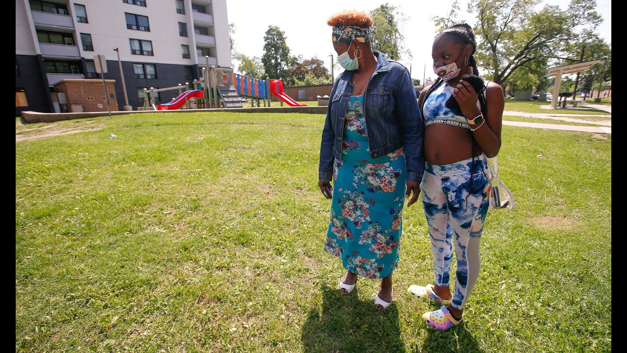 FALSTAFF SHOOTING: 12-year-old boy caught in crossfire