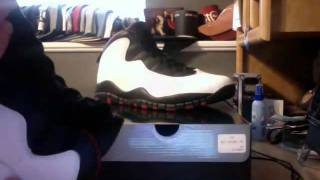 Air Jordan Retro 10 Thumbnail