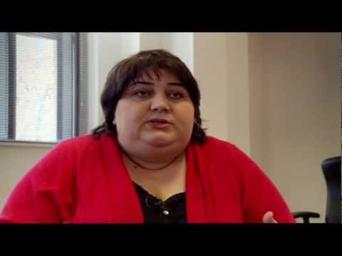 Khadija Ismayilova response to Azerbaijani government's blackmail