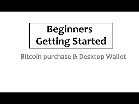 Getting started in Crypto Currency